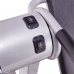 Инверсионный стол Z-UP 2S Black/Silver коммерческий электрический