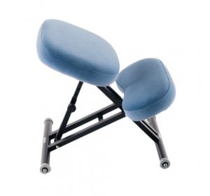 Коленный стул ортопедический Ортеко КС-04М Синий