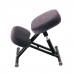 Коленный стул для осанки Ортеко КС-03М газлифт Фиолетовый