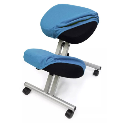 Чехол для стульев SmartStool KM-01, KW02 голубой