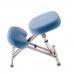 Коленный стул Ортеко КС-03М газлифт Синий ортопедический
