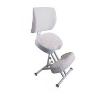 Коленный стул ортопедический Олимп СК 2-2 Белый