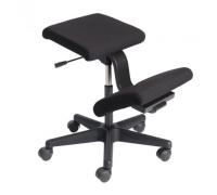 Ортопедический стул для школьника Wing Balans черный