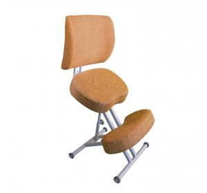 Коленный стул для осанки Олимп СК 2-2 Коричневый