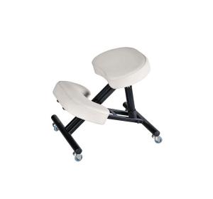 Коленный стул для школьника Heliox Orto белый