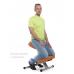 Коленный стул SmartStool (Смартстул) KM01 Black Черный