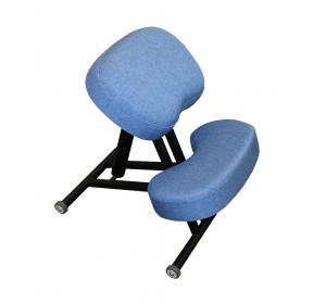 Коленный стул ортопедический Олимп СК 1-2 Синий