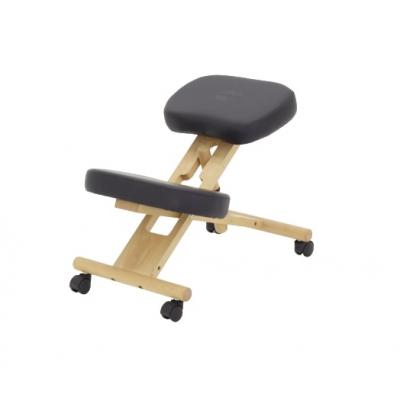 Коленный стул ортопедический Med-Mos МА-04 Черный