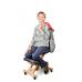 Коленный стул US Medica ZERO MINI черный детский