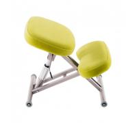 Коленный стул Ортеко КС-03М газлифт Зеленый ортопедический