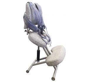Коленный стул Олимп СК 2 с ремнем безопасности
