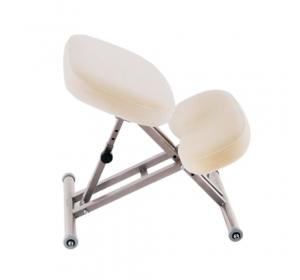 Коленный стул Ортеко КС-04М Белый ортопедический
