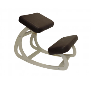 Коленный стул качалка ортопедический Конёк Горбунёк Айвори