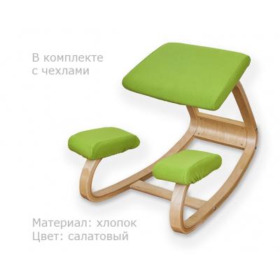 Чехол для стульев SmartStool Balance зеленый