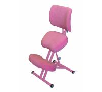 Ортопедический стул для школьника Олимп СК 2-2 Розовый пони