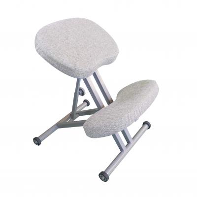 Коленный стул ортопедический Олимп СК 1 Бело-бежевый
