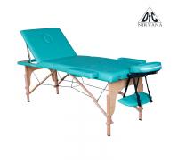 Массажный стол DFC NIRVANA Relax Pro (Green)