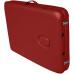 Массажная кушетка DFC Nirvana Elegant Luxe (Красный) легкая