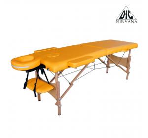 Массажный стол DFC NIRVANA Optima (Mustard)