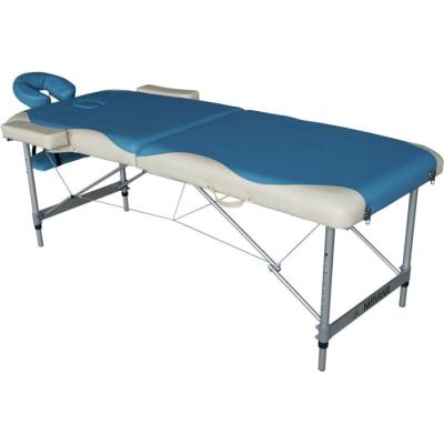 Стол для массажа DFC Nirvana Elegant Deluxe двухсекционный