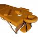 Массажный стол DFC Nirvana Relax Mustard для дома легкий