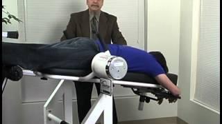 Инверсионный стол Teeter DFM видео