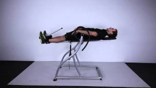 Inversion Table Instructional Video