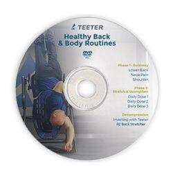 DVD с упражнениями для инверсии
